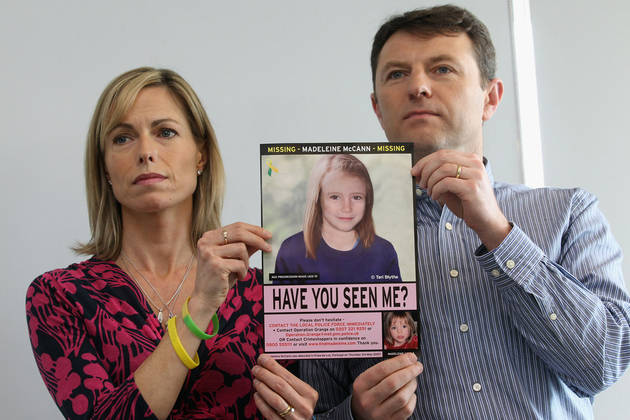 Madeleine McCann's Abduction Case Reopened 6 Years Later