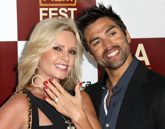 Tamra Barney's Wedding Ring: Her Five-Carat Sparkler Is Worth HOW Much?