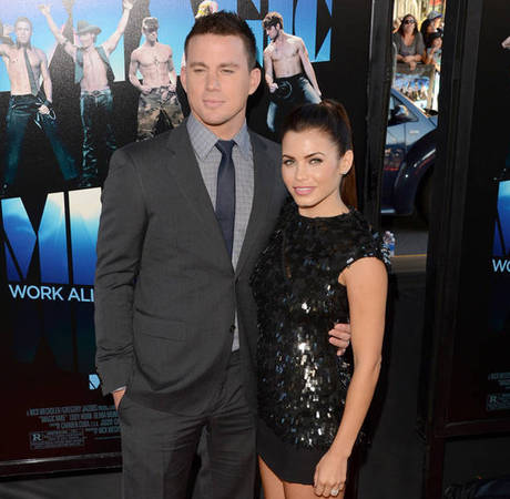 "Channing Tatum and Jenna Dewan Are ""Great"" Parents, Says Stacy Keibler"