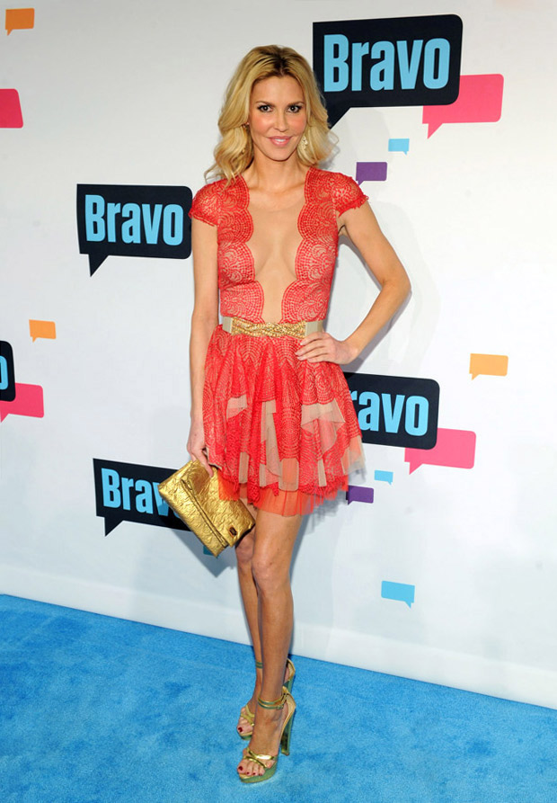 Brandi Glanville Thinks LeAnn Rimes Using Feud to Boost Her Career?