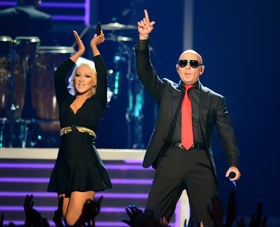 Christina Aguilera and Pitbull to Perform on The Voice Season 4 Finale, June 18, 2013