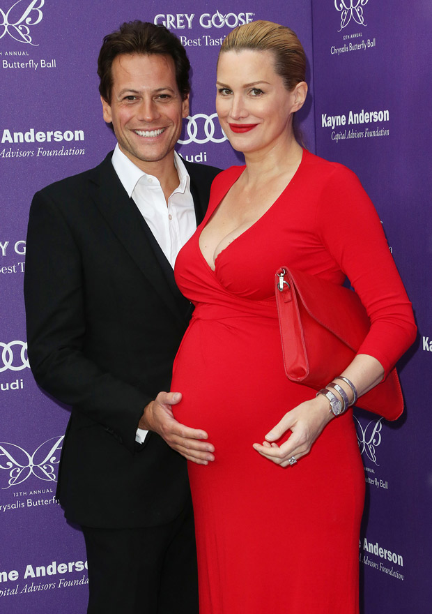 When Is Alice Evans Due? Vampire Diaries Star's Husband Spills