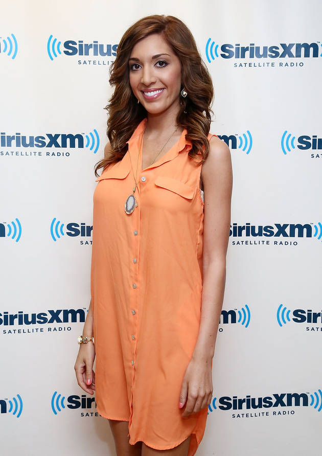 Farrah Abraham Discusses James Deen: Potential Boyfriend or One-Time Fling?