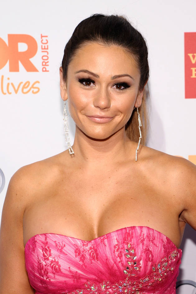 "JWOWW Breaks Her ""Bikini Diet"" With a Pound of Chocolate"