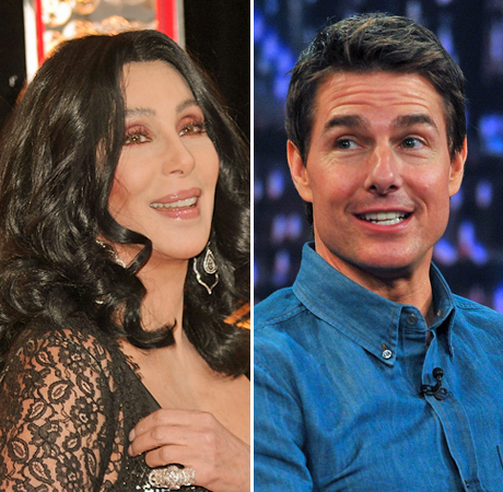 "Cher Says Tom Cruise Was One of Her ""Top Five"" Lovers!"