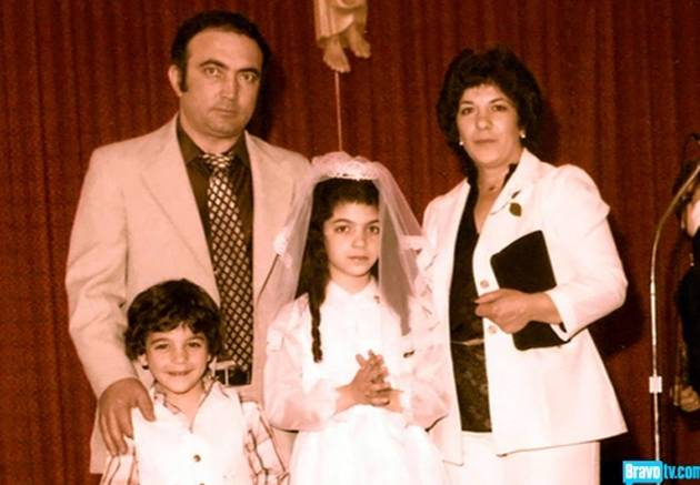 Teresa Giudice Addresses Father's Serious Health Problems (VIDEO)