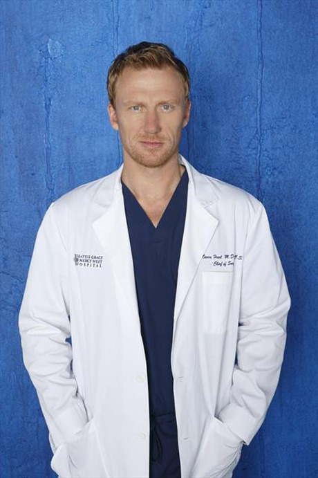 What Did Kevin McKidd Look Like 6 Years Ago? You May Be Surprised… (PHOTO)