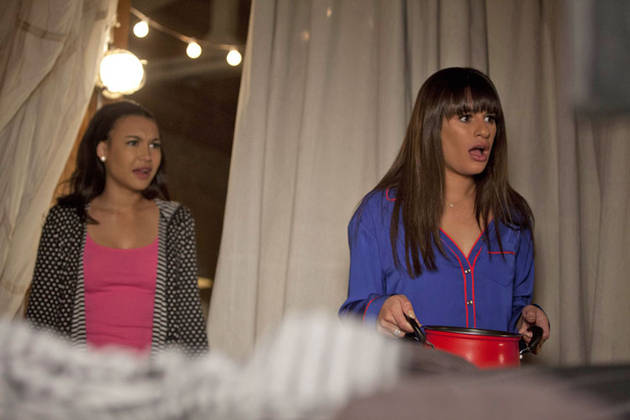 Naya Rivera Crushes Lea Michele on After Ellen's 2013 Hot 100