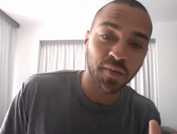 Grey's Anatomy Star Jesse Williams Donates Phone Calls to Support Question Bridge