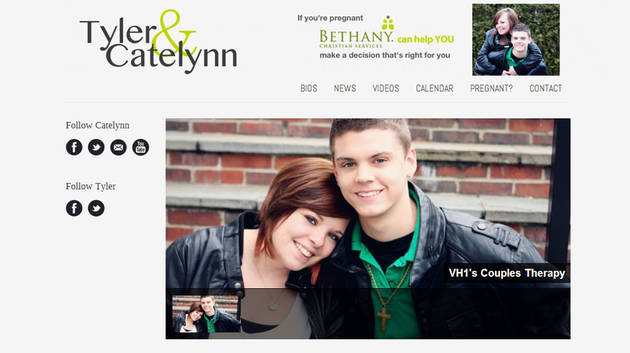Catelynn Lowell and Tyler Baltierra Revamp Their Website (PHOTOS)