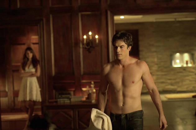 Vampire Diaries' Ian Somerhalder Didn't Wear Underwear in Which Scene?