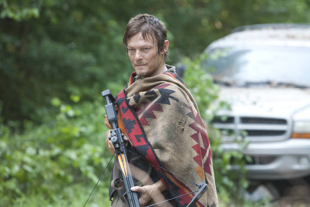 "The Walking Dead Season 4 Has ""Best Scripts So Far"" With ""Terrifying"" Zombies, Says Norman Reedus"