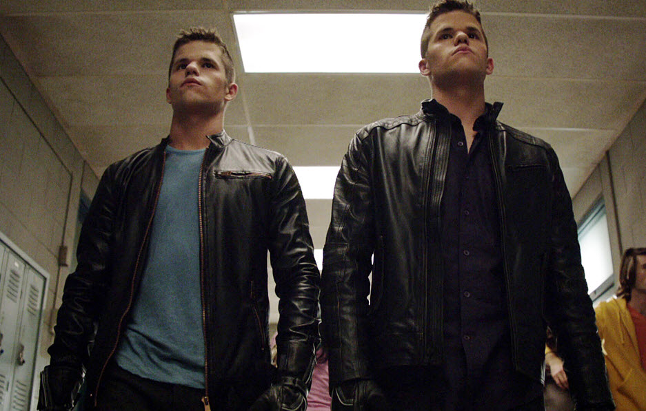 Teen Wolf's Charlie and Max Carver Cast on The Leftovers