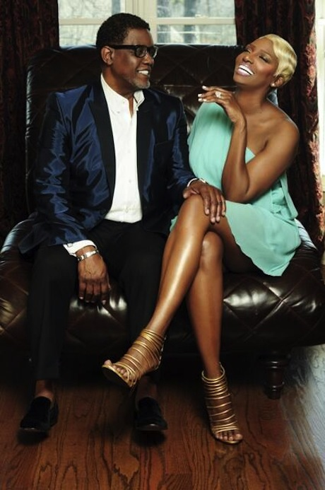 NeNe Leakes Marries Gregg Leakes — Again! (PHOTO)