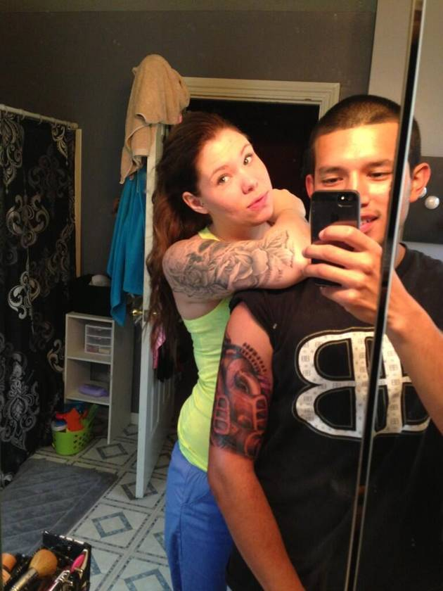 Javi Marroquin's Tattoo Artist Confirms MTV Filmed Session For Teen Mom 2 Season 5!