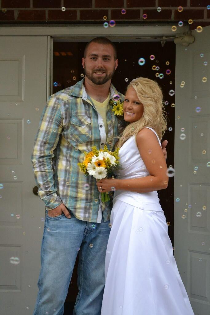 Corey Simms Gets Married to Miranda Patterson (PHOTOS)