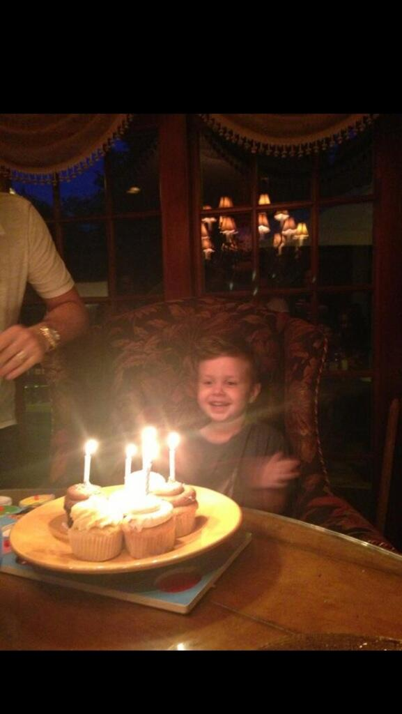 Jacqueline Laurita Celebrates Nicholas's 4th Birthday After Milestone Airs! (PHOTO)