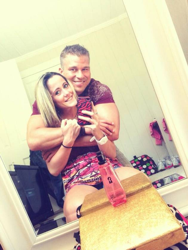 Jenelle Evans Dedicates Song to New Boyfriend Nathan Griffith