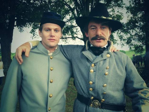 Vampire Diaries' Zach Roerig Filming New Movie Field of Lost Shoes