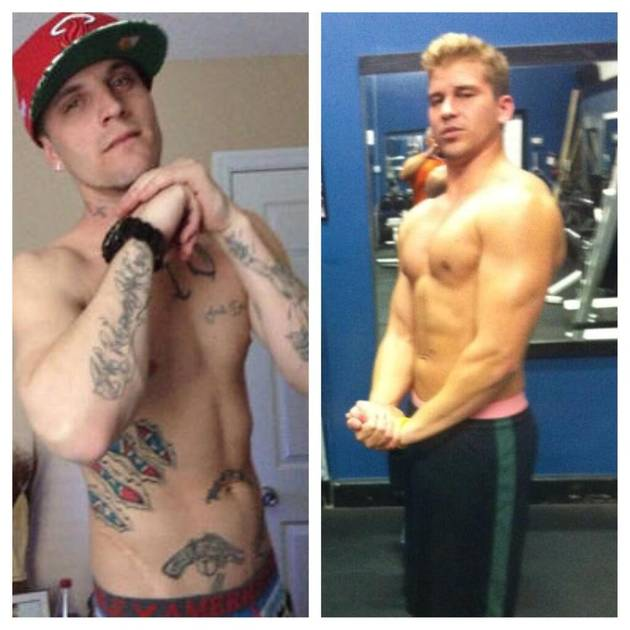 Courtland Rogers vs. Nathan Griffith: Which of Jenelle Evans's Guys Is Hotter? (PHOTOS)