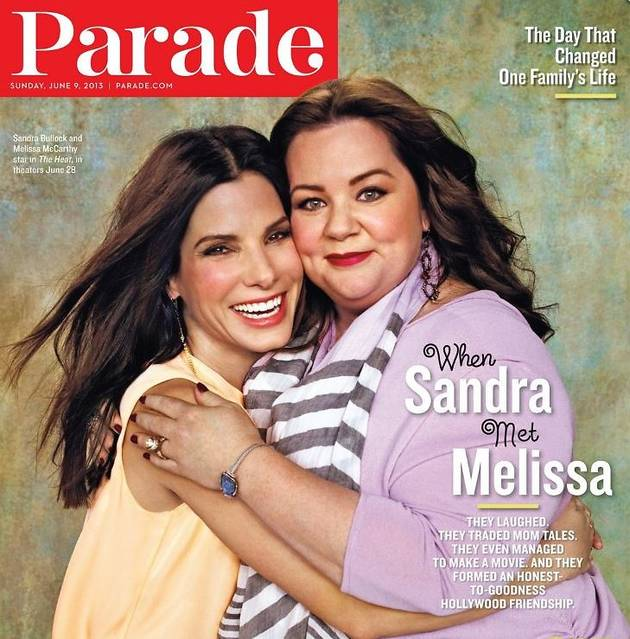 Sandra Bullock and Melissa McCarthy Open Up About Their Working Mom Guilt