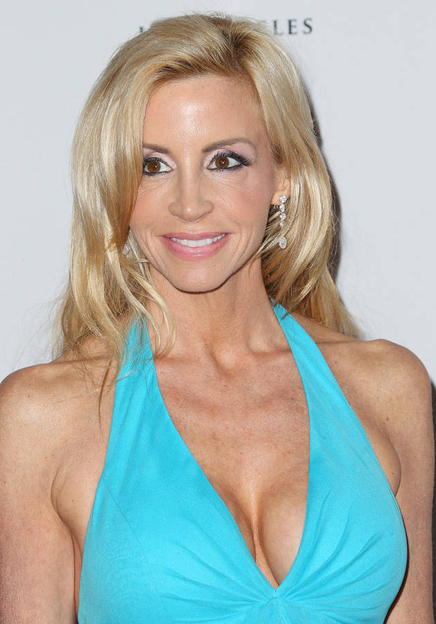 "Real Housewives' Camille Grammer: I Was ""Too Sensitive"" for Reality TV"