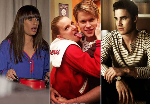 Glee Won't Attend Comic-Con 2013