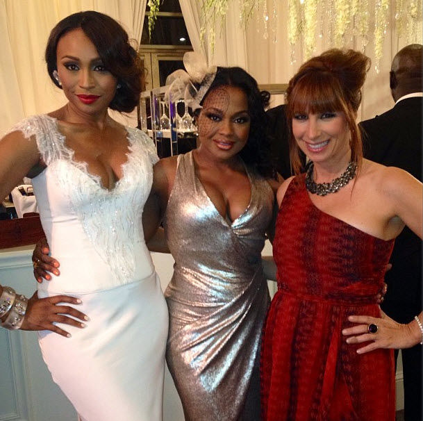 See Phaedra Parks' Post-Baby Body (PHOTOS)