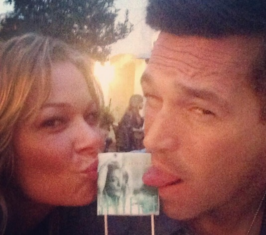 "LeAnn Rimes Says Twitter Block Button ""Is a Great Thing"""