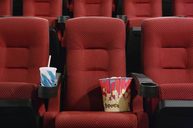 Dad Rents an Entire Movie Theater For His Son's Birthday