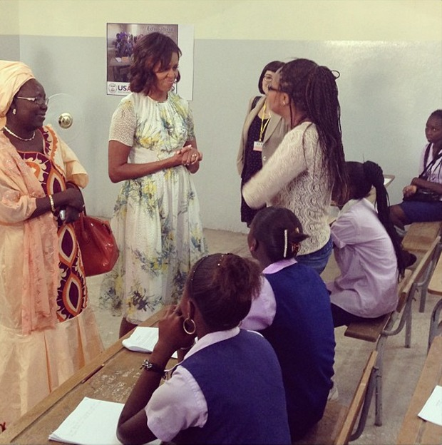 Michelle Obama Joins Instagram — Bring on the Pics!
