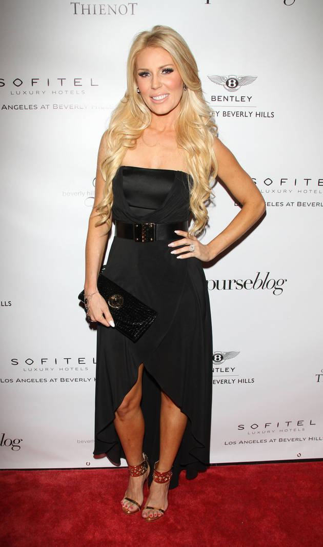 Gretchen Rossi Dishes on Failed Friendship With Alexis, Who Her Real Friends Are (VIDEO)