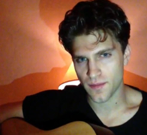 Keegan Allen Sings New Song, Announces Summer Shows (VIDEO)