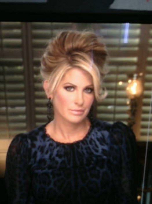 "NeNe Leakes' Wedding: Kim Zolciak Claims ""I Was Not Tardy!"""