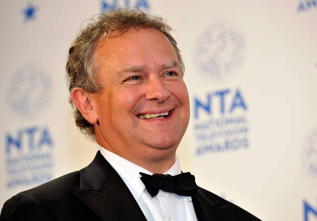 Downton Abbey Star Hugh Bonneville in Talks to Play in Paddington Bear Film