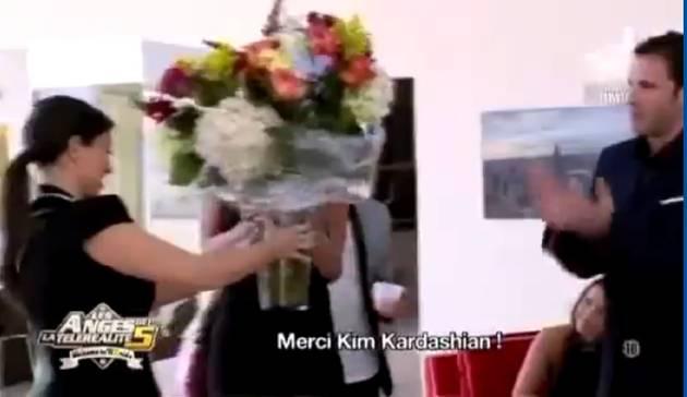 Kim Kardashian Guest Stars on a French Reality Series!