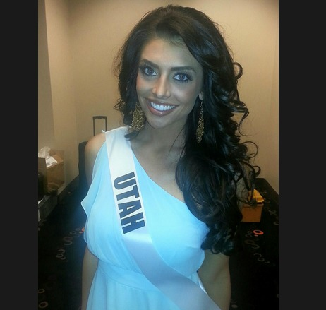 Miss Utah 2013 Marissa Powell Flubs Her Miss USA Answer — See It!