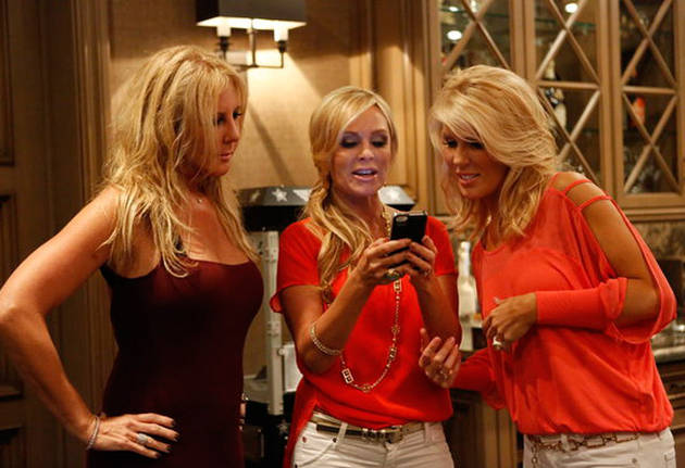 Gretchen Rossi vs. Vicki Gunvalson: Who Would You Rather Be Friends With?