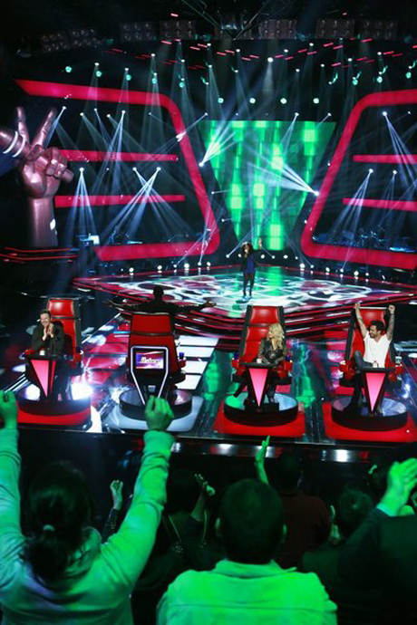 The Voice Season 4 Blind Auditions: Our 10 Favorites (VIDEOS)