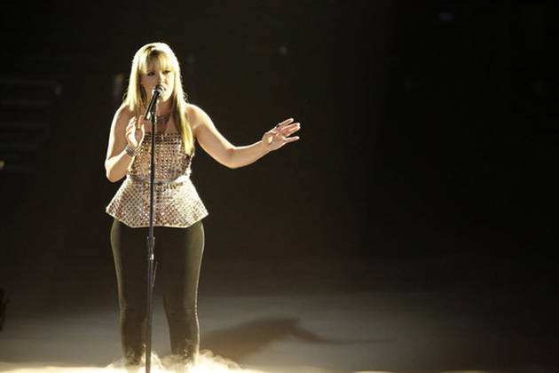 "Amber Carrington Sings ""Sad"" on The Voice 2013 Live Shows, June 10 (VIDEO)"