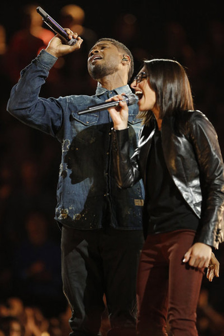 "Michelle Chamuel and Usher Sing ""One"" on The Voice 2013 Finale, June 17 (VIDEO)"