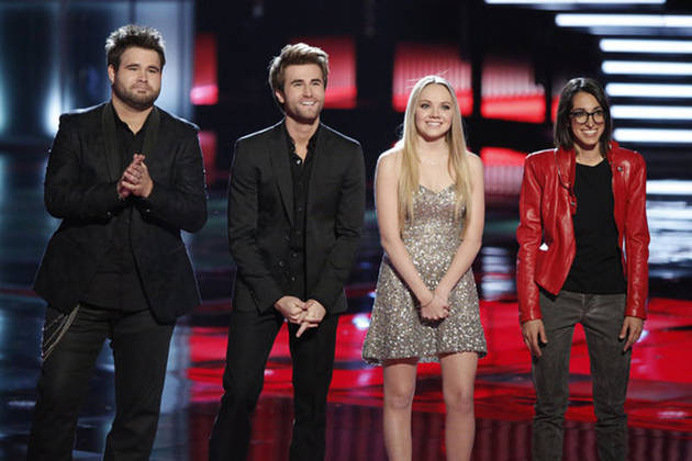 Watch All the Performances From The Voice 2013: Season 4 Live Shows, June 17, 2013 (VIDEOS)