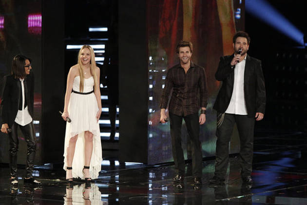 Why Were Michelle Chamuel and The Swon Brothers Eliminated on The Voice Tonight? 6/18/2013