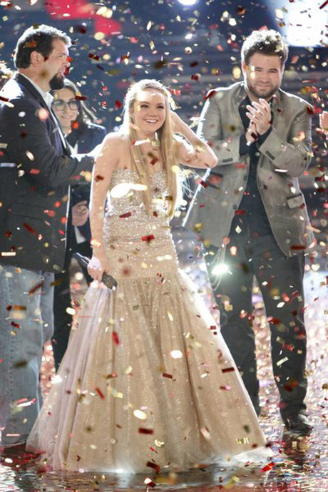 Watch Danielle Bradbery Win The Voice 2013! (VIDEO)