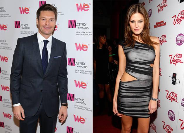 Ryan Seacrest Dating Dominique Piek, Chris Pine's Ex-Girlfriend: Report