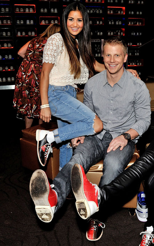 Catherine Giudici Says Sean Lowe Can't Do WHAT?!