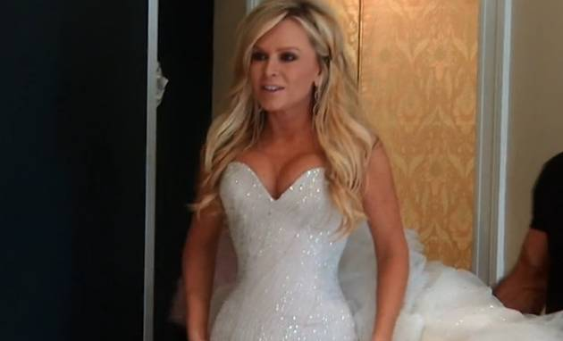 "Tamra Barney: Gretchen Holds Too Many Grudges, Slade ""Drives Me Nuts"""