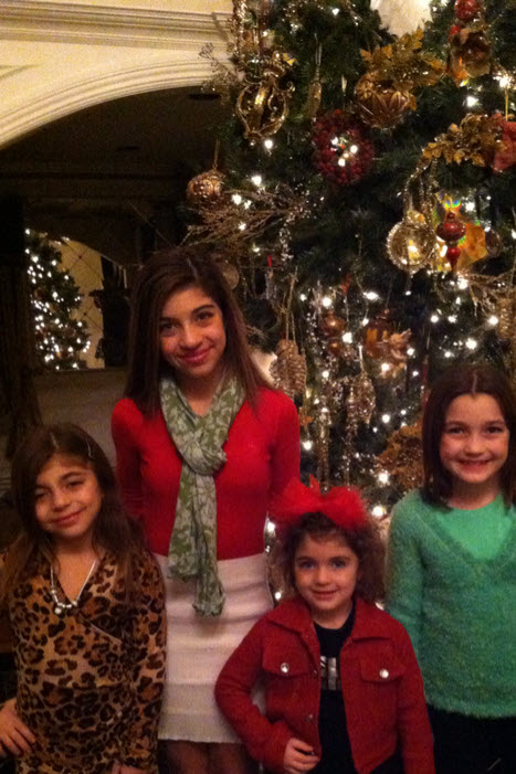 Teresa Giudice's Advice to Her Daughters: Don't Flip a Table! (VIDEO)