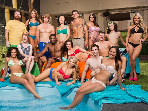 Big Brother 15 Cast Poses for First Group Pic — in Swimsuits! (PHOTO)