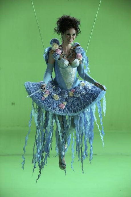 Once Upon a Time Season 3: Will We See the Blue Fairy's Backstory? (VIDEO)